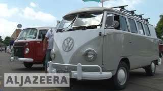 End of the road for iconic Volkswagen van