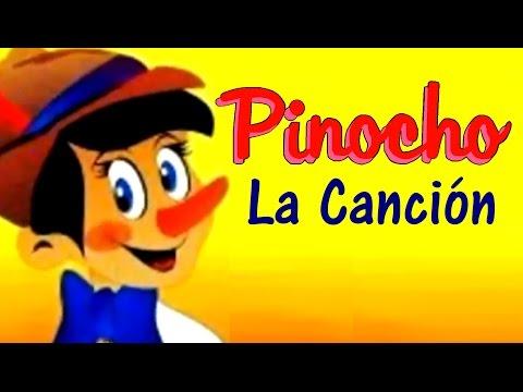 PINOCHO cancion con letra