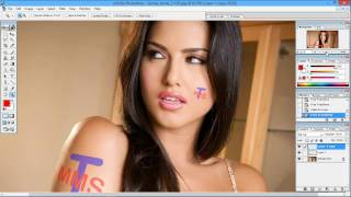 TECHNICAL MMS Sunny Leone New Image TUTORIAL