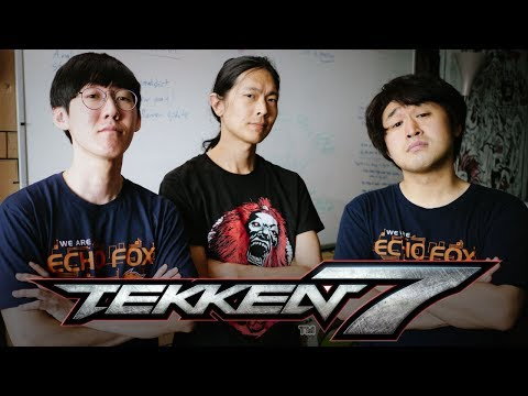 Top Tekken Pros Talk Tekken 7 - Saint & JDCR
