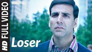He's Such A Loser [Full Song] Housefull | Akshay Kumar