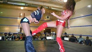 Tessa Blanchard VS. Chasity Taylor - Absolute Intense Wrestling [Free Full Match]