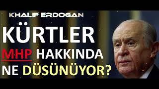 Erdoğan MHP ittifakı Kürtleri AK Parti'den koparır mı? Bahçeli ne demişti?