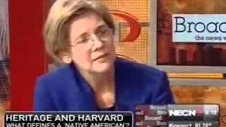 Elizabeth Warren Grilled On Native American Heritage