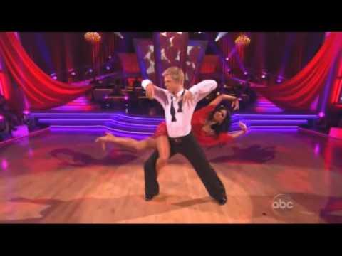 Nicole Scherzinger & Derek Hough Dancing With The Stars Rumba Finale Dance 1