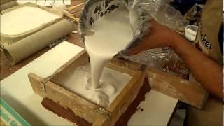 OCC Ceramics: Making a Plaster Mold