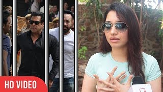 Exclusive : Tamanna Bhatia Reaction On Salman Khan Black Buck Poaching Case