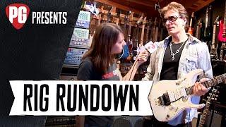 Rig Rundown - Steve Vai