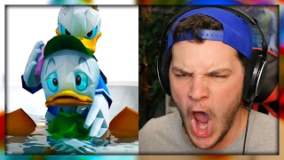 RAPIST DONALD DUCK (OFFENSIVE)