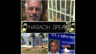 JEFFERY EPSTEIN'S QUESTIONABLE SUICIDE?