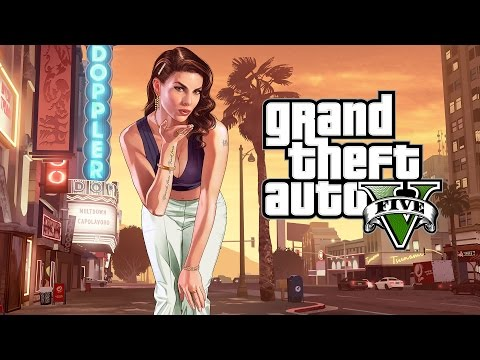 """Grand Theft Auto V: """"A Picket Fence and a Dog Named Skip"""""""