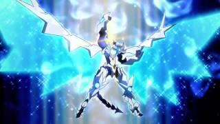 High school DxD BorN - Issei vs Vali (Juggernaut Drive)