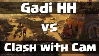 Gadi HH vs Clash with Cam   CroLegion vs BarbariaNParty   Clash of Clans