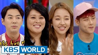 Hello Counselor - Jun Jin, Hong Jimin, Baek Ayeon & Juheon (2015.09.28)