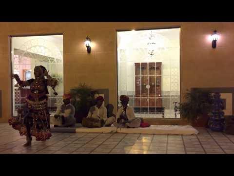 Rajasthani Folk Dance - Langa Dance
