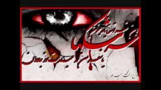 ای شعلهء حزین ای  عشق آتشین احمد ظاهر