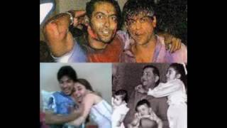Shahrukh Salman Friendship old memories