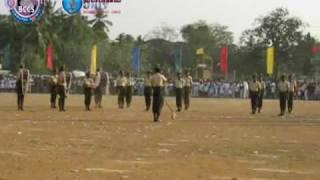 Bandaranayake College Sportsmeet 2010 Eastern Cadet Band