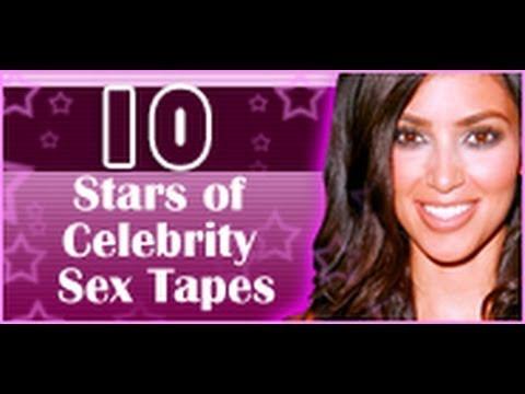 10 Stars of Celebrity Sex Tapes