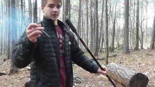 [GRAPHIC] The Basics of Blowgun Hunting