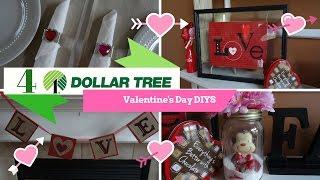 DOLLAR TREE DIY |  VALENTINE'S DAY 2017 | Love Shaker, Love Banner & More