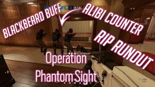 Hidden and Known Changes in Operation Phantom Sight TTS - Rainbow Six Siege