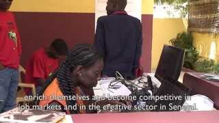 Documentary film on an IFCD-funded project by Kër Thiossane, Dakar, Senegal (3