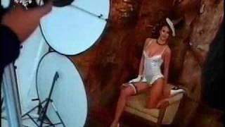 Monica Antonopuolos ftv lingerie.