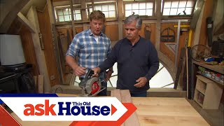 How to Build a Homemade Track Saw