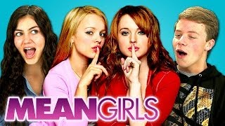 TEENS REACT TO MEAN GIRLS (10th Anniversary)