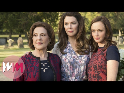 watch Top 10 Things We LOVED About The Gilmore Girls Revival
