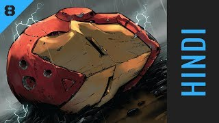Marvel CIVIL WAR II | Final Episode | Marvel Comics in Hindi