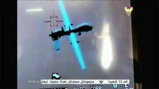 Video shows Iranian drone tracking a U.S. Army drone flying over Syria