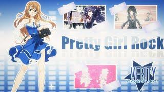 「Verity」★ Pretty Girl Rock MEP || Happy Birthday Zoe!