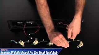 Mustang Raxiom LED Third Brake Light (99-04 All) Install