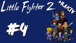 Little Fighter 2 #4 - Survival Stage mit Rakiv! [Freeze] [Gameplay] [+Rakiv]