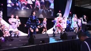 PRiSMiX - Gokuraku Jodo (J-POP Summit ODOTTEMITA Contest 2016)