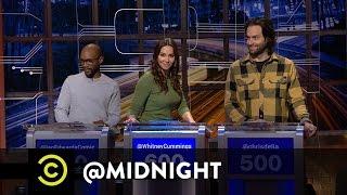 #HashtagWars Recap - Week of 11/2 - @midnight with Chris Hardwick