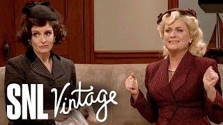 Movie Set with Tina Fey & Amy Poehler - SNL