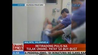 UB: Retiradong pulis na tulak umano, patay sa buy-bust sa Valenzuela