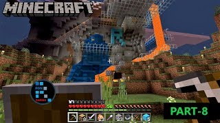 [Hindi] MINECRAFT GAMEPLAY | KILLING NEW MAGICAL MOBS AND HAVING FUN#8