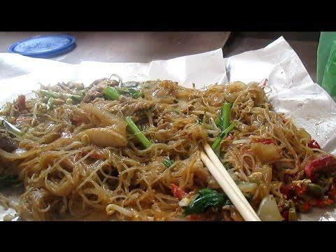 Siantar Street Food #32 - Mie Goreng Cina di Pasar Dwikora  - matkiding
