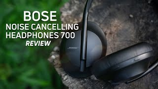 Are the Bose Noise Cancelling Headphones 700 back on top? [Full Review]