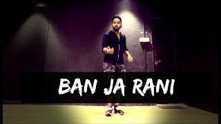 Ban Ja Rani   Guru Randhawa   Tejas Dhoke Choreography   Dance Fit Live   Tumhari Sulu