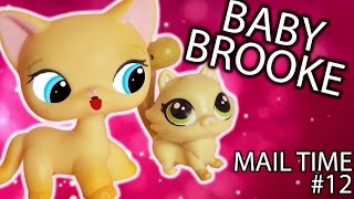 FAN MAIL TIME #12 BABY BROOKE IN MY MAIL! | Alice LPS