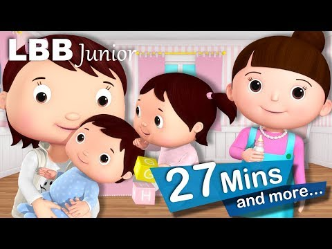 Xxx Mp4 New Baby Brother And Sister Song And Lots More Original Songs From LBB Junior 3gp Sex