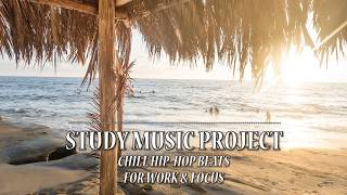 Instrumental Background Music - Jazz, Hip Hop Study Music for Work and Focus