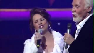Kenny Rogers & Sheena Easton   We've Got Tonight LIVE