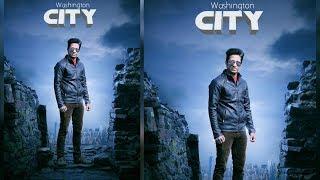 Picsart Editing Washington City View Point photo Manipulation Picsart Tutorial | Picsart Tutorial