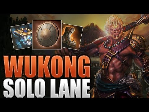 Xxx Mp4 SMITE Sun Wukong Solo Gameplay How To Deal With Loki 3gp Sex